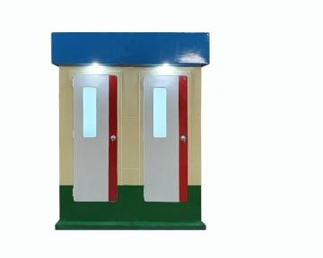 Nhà vệ sinh di động đôi VINACABIN V18.2