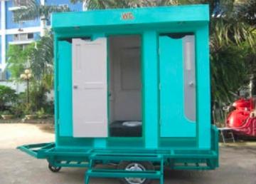 Nhà vs lưu động xe kéo 360x258 - Nhà vệ sinh lưu động xe kéo