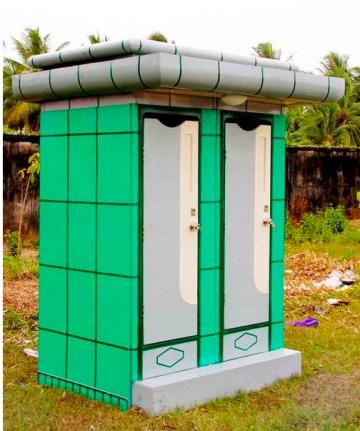 Nhà vệ sinh công cộng giá rẻ
