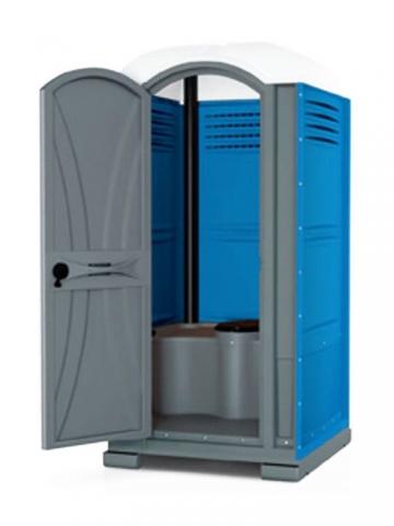 Nhà vệ sinh công trường nhập khẩu