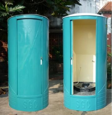 Nhà vệ sinh composite giá rẻ