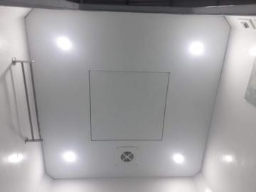 Hệ thống chiếu sáng bằng đèn Led downlight sang trọng và tiết kiệm điện