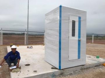 Bán nhà vệ sinh lưu động tại Vân Đồn, Quảng Ninh