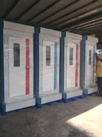 Nhà vệ sinh công cộng di động cho thuê