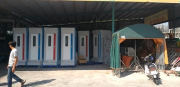 Dịch vụ cho thuê và bán nhà vệ sinh di động được triển khai khắp cả nước