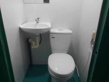 Nội thất toilet di động công trường H17.2