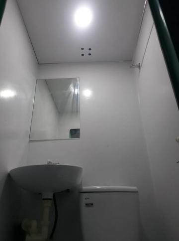 Nội thất toilet di động Handy H17.2