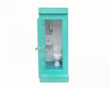 Nhà vệ sinh di động môi trường