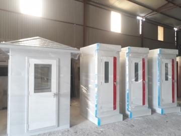 Lựa chọn nhà vệ sinh di động chất lượng cao là tiêu dùng thông thái