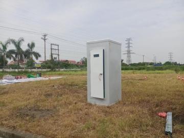 Nhà vệ sinh công trường bàn cầu thấp V17.3