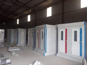 Chúng tôi cung cấp nhà vệ sinh  công cộng chất lượng cao cho các công trình xây dựng
