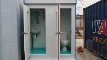 Nội thất nhà vệ sinh di động H17.2DW