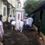 Cung cấp nhà vệ sinh di động cách ly phòng dịch covid
