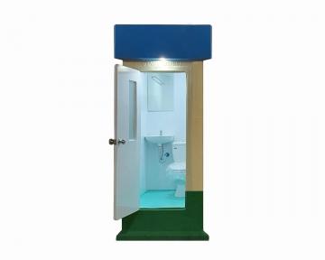 Nhà vệ sinh di động Vinacabin V18.1