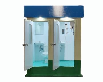 Nhà vệ sinh di động V18.2T