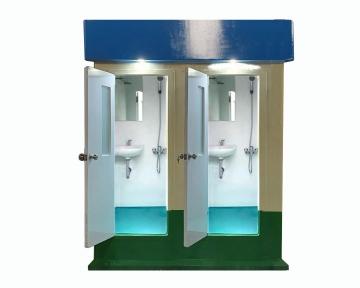 Phòng tắm công cộng đôi
