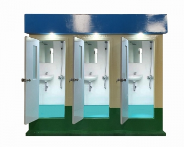 Cabin nhà tắm công cộng Vinacabin V18.3S