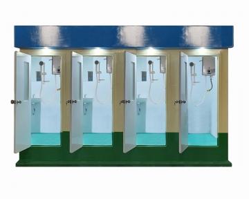 Phòng tắm công cộng Vinacabin V18.4S