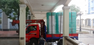 Cung cấp nhà vệ sinh di động phục vụ điều trị sars-cov-2 tại BV Đa Khoa Bắc Ninh