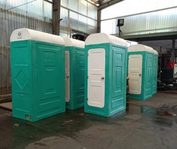 Nhà vệ sinh cho khu cách ly, bệnh viện dã chiến