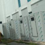 Lắp đặt nhà vệ sinh phục vụ sản xuất 3 tại chỗ